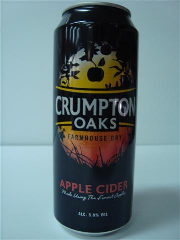 Crumpton Oaks 4 x 500ml cans