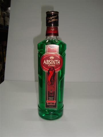 Absinth Dabel 70% Alc Vol 500ml