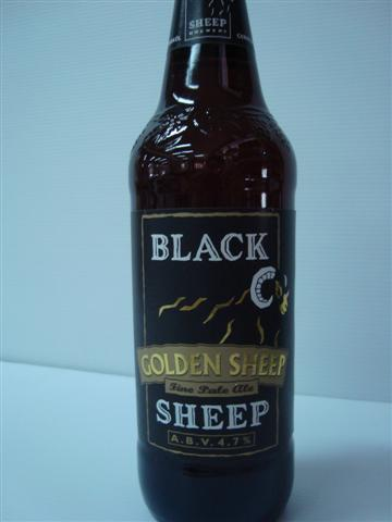 Black Sheep Golden Pale Ale 4.7% Alc
