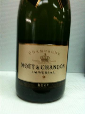 Moet & Chandon  NV Imperial Brut 750ml