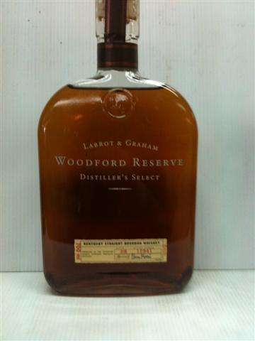 Woodford Reserve Kentucky Straight Whisky 700ml