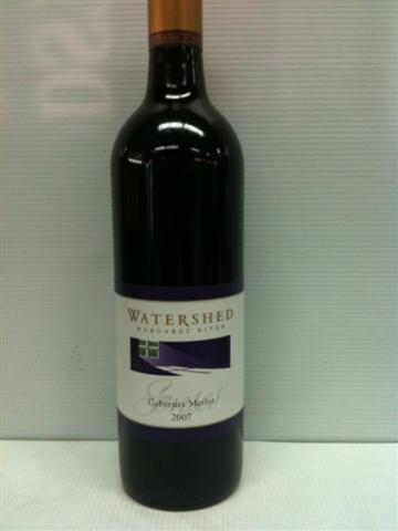 Watershed Cabernet Merlot 2011