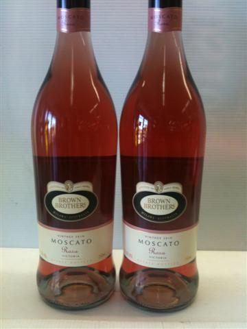 Brown Brothers Victoria Rosa Moscato