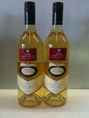 Brown Brothers Victoria Orange Muscat & Flora