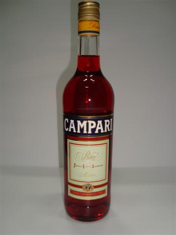 Campari Bitter 700ml Product of Italy