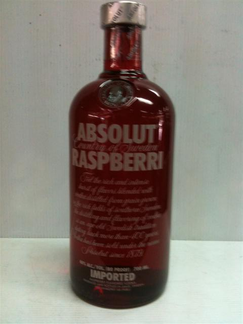Absolut Raspberri 700ml