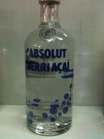 Absolut Berri Acai 700ml