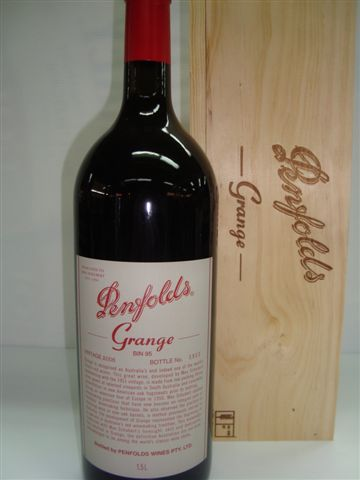 Penfolds Grange 1975 750ml