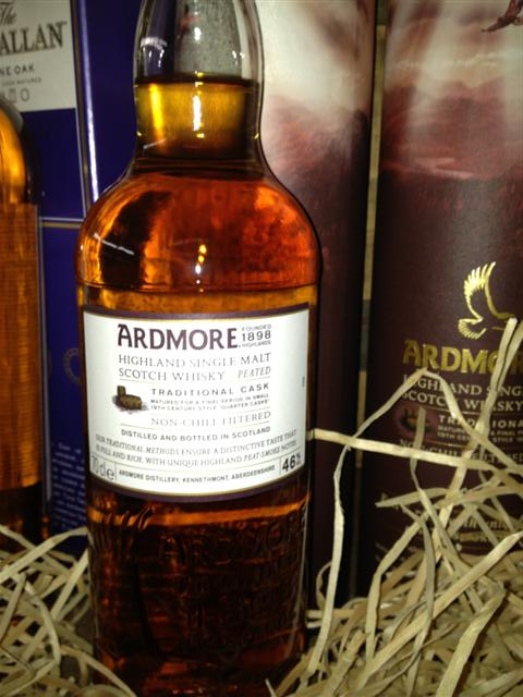 Ardmore Highland Single Malt Scotch Whisky