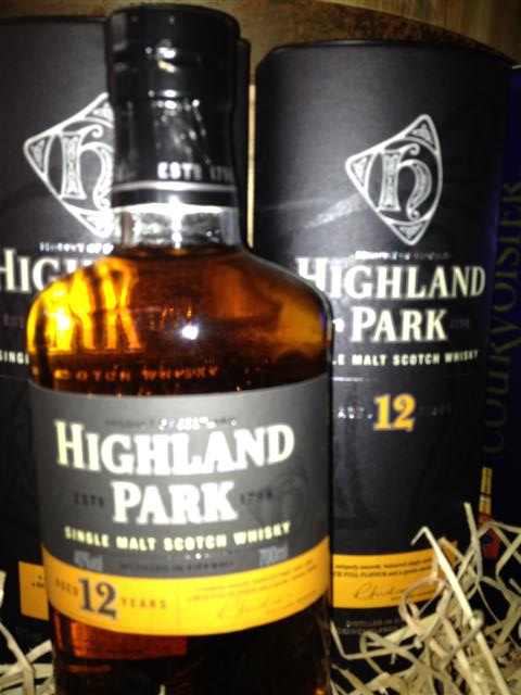 Highland Park Aged 12 Years
