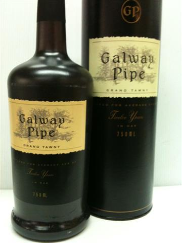 Galway Pipe Grand Tawny 750ml