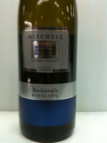 Mitchell Watervale Riesling 2009 750ml