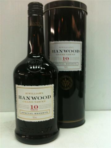 McWilliam's Hanwood Grand Tawny Port 750ml