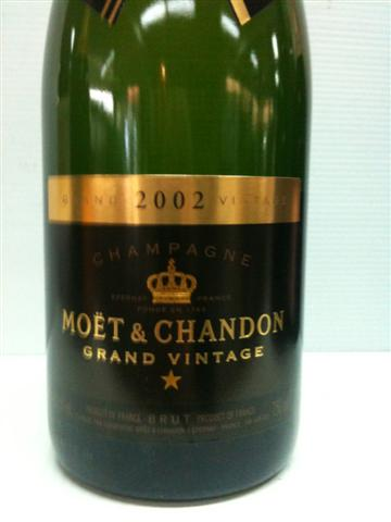 Moet & Chandon Grand Vintage 2006 750ml