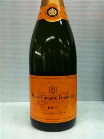 Veuve Clicquot Yellow Label 750ml