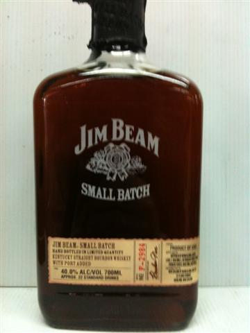 Jim Beam Small Batch 40% ALC 700ml