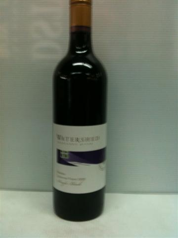 Watershed Cabernet Franc 2009
