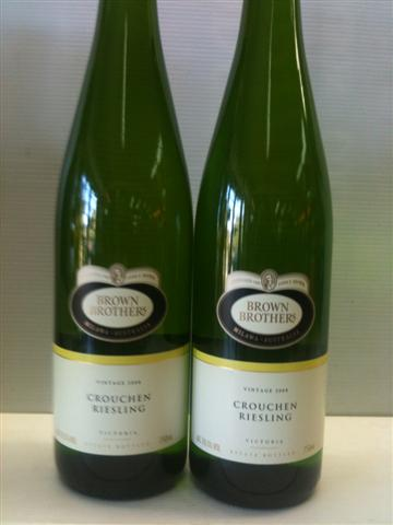 Brown Brothers Victoria Crouchen Riesling