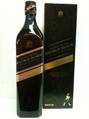 Johnnie Walker Double Black 40% Alc Vol 700ml