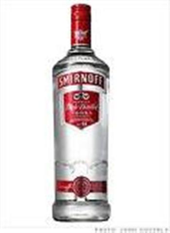 Smirnoff Triple Distilled 700ml